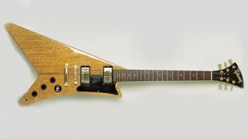 guitare moche