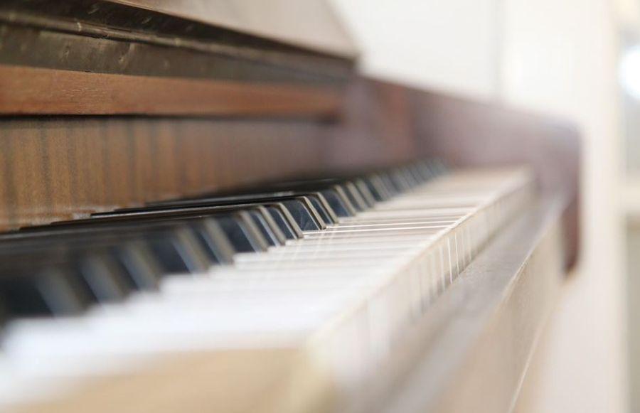 jouer de piano